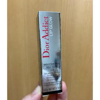 ディオール(Dior)のDIOR ディオール アディクト リップ グロウ<リップバーム>新品未使用(リップケア/リップクリーム)