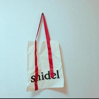 スナイデル(snidel)の新品・未使用 スナイデルのクリスマス期間限定のノベルティ(トートバッグ)