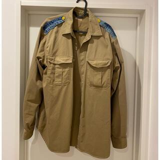 キャピタル(KAPITAL)のKapital シャツチノ かもめワークシャツ(シャツ)