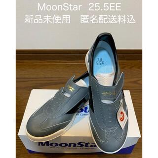 ムーンスター(MOONSTAR )のMoonStar ジャガーシグマ 03   25.5EE(スニーカー)
