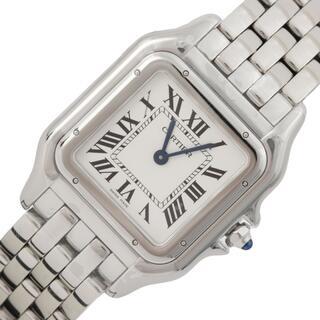 カルティエ(Cartier)のカルティエ Cartier パンテールMM 腕時計 レディース【中古】(腕時計)