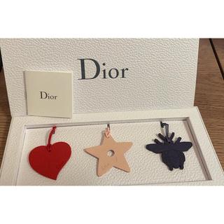 ディオール(Dior)の【新品未使用】Dior ノベルティーキーホルダー(キーホルダー)