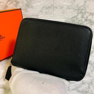 Hermes - エルメス 超希少 最高峰 新品未使用 バーチカル ヴォーエプソン コンパクト財布