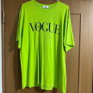スピンズ(SPINNS)のvogue Tシャツ(Tシャツ/カットソー(半袖/袖なし))
