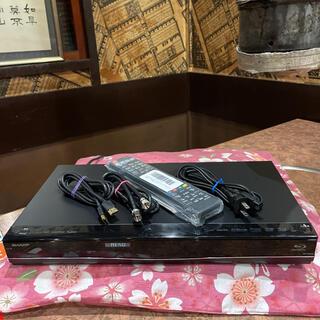SHARP - SHARP AQUOS BD-S580 12倍録 500GB リモ等付フル装備!