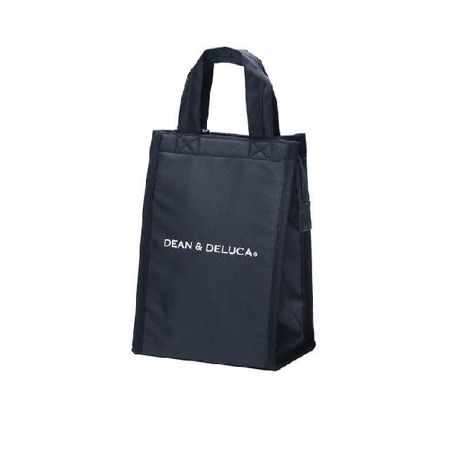 DEAN & DELUCA(ディーンアンドデルーカ)の新品未使用 DEAN & DELUCA クーラーバッグ ブラックS インテリア/住まい/日用品のキッチン/食器(弁当用品)の商品写真