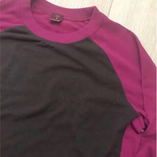 mont bell - 美品 montbell 長袖Tシャツ