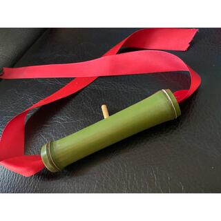 サイズオーダー歓迎‼️ねずこ 竹 くわえやすくなりました❗️(小道具)