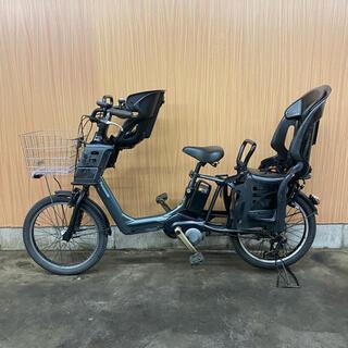Panasonic - [3人乗り‼︎電動自転車] Panasonic ギュットアニーズ 20インチ