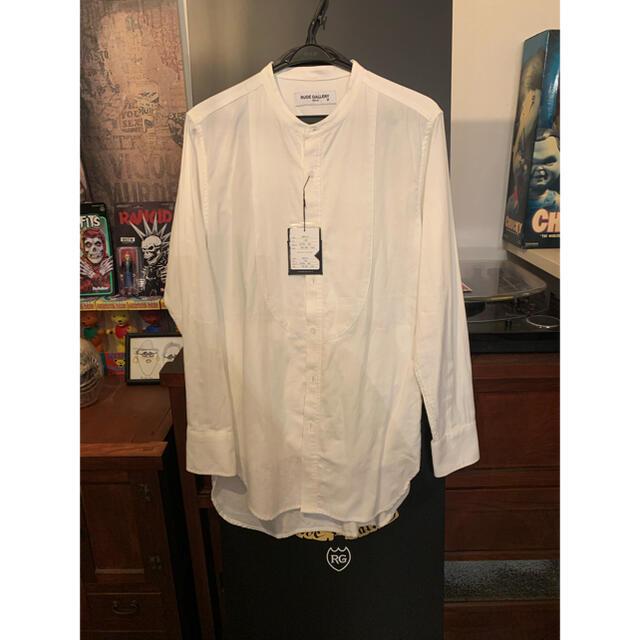 RUDE GALLERY(ルードギャラリー)のルードギャラリーロングシャツ メンズのトップス(シャツ)の商品写真