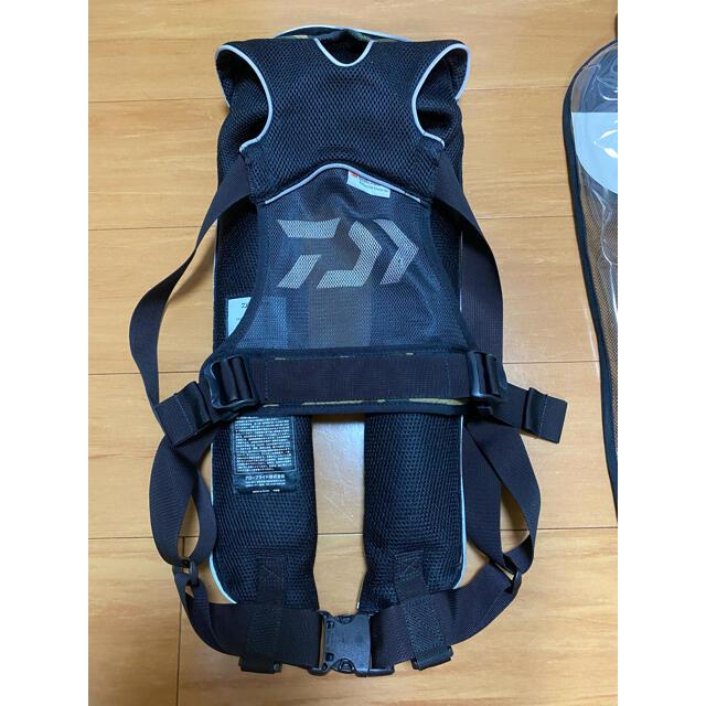 DAIWA(ダイワ)の激レア DAIWA/ダイワ A FISHING APE ライフジャケット  スポーツ/アウトドアのフィッシング(ウエア)の商品写真