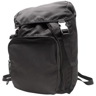 プラダ(PRADA)のプラダ リュック・バッグパック ナイロン  ブラック黒 40802002264(バッグパック/リュック)