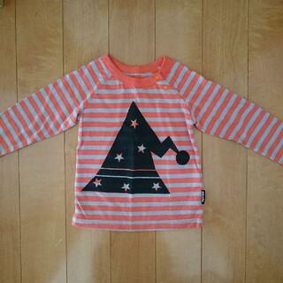 フェリシモ(FELISSIMO)の★FELISSIMO★ ボーダーTシャツ(90cm)(Tシャツ/カットソー)