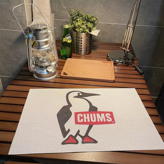 CHUMS - 予約商品 新品未使用 アウトドア キャンプ チャムス  ランチョンマット