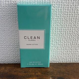 クリーン(CLEAN)のクリーン クラシック ウォームコットン オードパルファム  30ml(ユニセックス)
