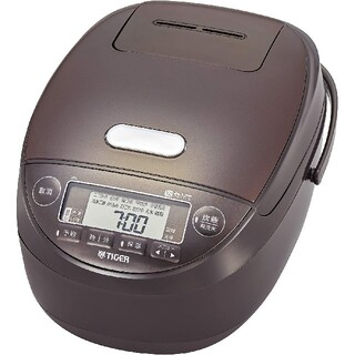 TIGER - 【新品】タイガー魔法瓶 TIGER 炊飯器 1升 圧力IH JPK-B180T