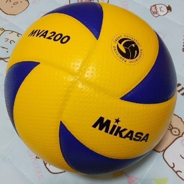 MIKASA(ミカサ)の期間限定セット❣️MVA200未使用品★MIKASA上級者用5号球★バレーボール スポーツ/アウトドアのスポーツ/アウトドア その他(バレーボール)の商品写真