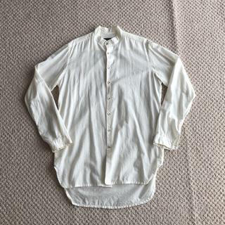 Paul Harnden - 19ss Geoffrey B.Small スタンドカラーシャツ XS