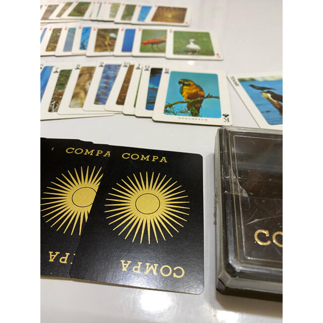鳥のトランプカード✴︎BIRDS PLAYING CARDS✴︎ エンタメ/ホビーのテーブルゲーム/ホビー(トランプ/UNO)の商品写真
