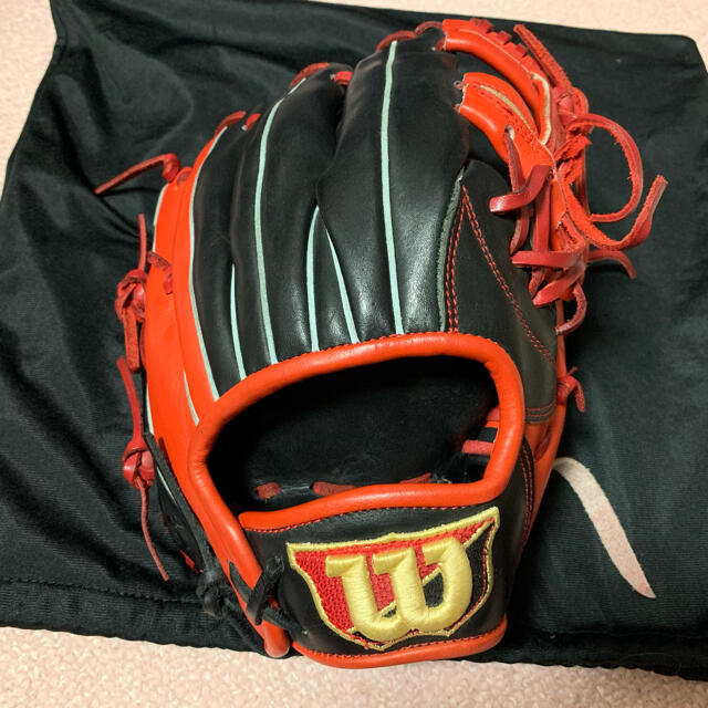 wilson(ウィルソン)のグローブ スポーツ/アウトドアの野球(グローブ)の商品写真