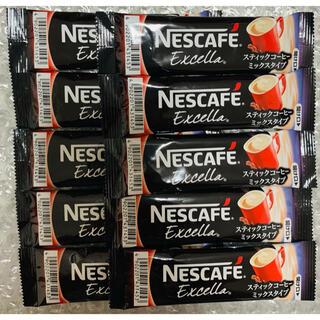 Nestle - ネスカフェ スティックコーヒー 10本入り