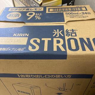 キリン(キリン)の氷結ストロング シチリア産レモン (その他)