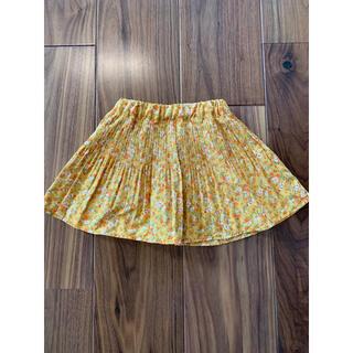 ブランシェス(Branshes)の《新品》Branshes 90cm キュロットスカート(スカート)