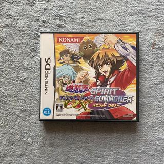 コナミ(KONAMI)の遊☆戯☆王 デュエルモンスターズGX SPIRIT SUMMONER(携帯用ゲームソフト)