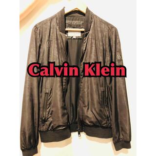 カルバンクライン(Calvin Klein)のCalvin Klein ジャケット(レザージャケット)