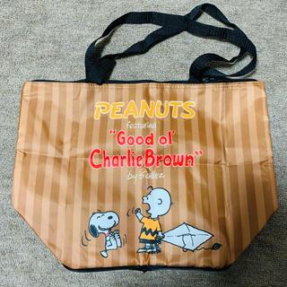 ピーナッツ(PEANUTS)のスヌーピー 保冷保温バッグ 保冷バッグ 保温バッグ PEANUTS(エコバッグ)