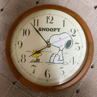 SNOOPY - SNOOPY 壁掛け時計
