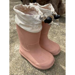 ムジルシリョウヒン(MUJI (無印良品))の無印良品 長靴 14-15cm(長靴/レインシューズ)