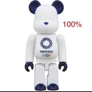 メディコムトイ(MEDICOM TOY)の新品 ベアブリック 東京2020 100%(その他)
