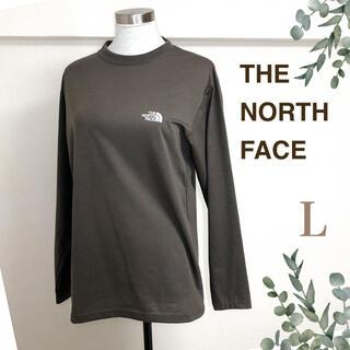 THE NORTH FACE - ザノースフェイス(L)レディース長袖 Tシャツ
