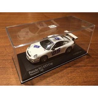 早い者勝ち‼️ポルシェ911 GT3 CUP ミニカー ミニチャンプス(ミニカー)
