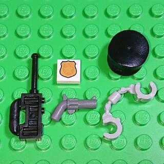 レゴ(Lego)の【新品】LEGO 警察ポリス《B》セット レゴ ミニフィグアイテム(その他)