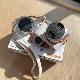 Panasonic - GF10 DC-GF10W ミラーレス一眼レフカメラ