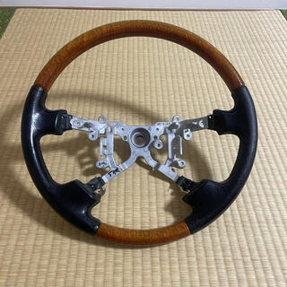トヨタ - セルシオ 30後期用純正ハンドル