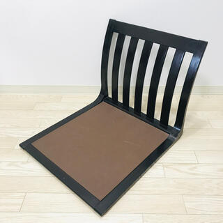 カリモクカグ(カリモク家具)の【美品】 TENDO 天童木工 座椅子(座椅子)