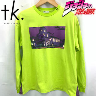 TAKEO KIKUCHI - tk.TAKEO KIKUCHI × ジョジョの奇妙な冒険 コラボT 20SS