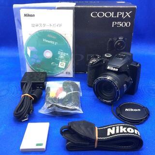 Nikon - 36倍ズーム NIKON COOLPIX P500
