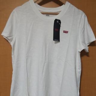 リーバイス(Levi's)のお値下げ⤵️【新品タグ付】Levi's レディースTシャツ M(Tシャツ(半袖/袖なし))
