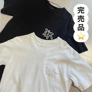 ディオール(Dior)の【SALE】完売品⭐︎ DIOR STUSSY コラボ(Tシャツ/カットソー(半袖/袖なし))