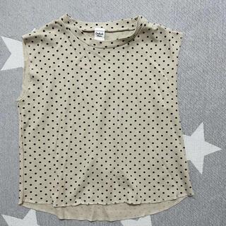 ミスティック(mystic)のドットTシャツ(Tシャツ(半袖/袖なし))