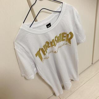 ハフ(HUF)のハフ Tシャツ スラッシャーコラボ(Tシャツ/カットソー(半袖/袖なし))