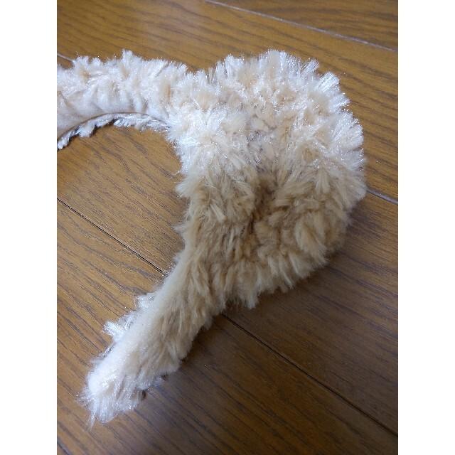 ダッフィー(ダッフィー)のダッフィーカチューシャ レディースのヘアアクセサリー(カチューシャ)の商品写真