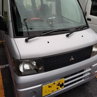 三菱 - ミニキャブバン平成13年式7万キロ 車検5年6月