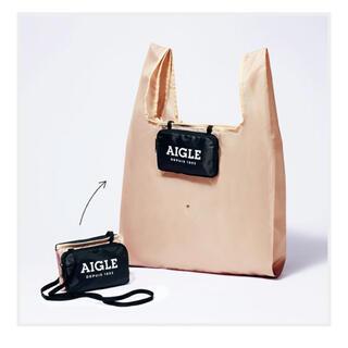AIGLE - A IGLE エーグル ポシェット✖️エコバッグ