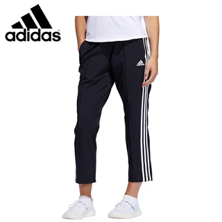 アディダス(adidas)のアディダス  3ストライプス 7/8 パンツ  レディースMサイズ(クロップドパンツ)