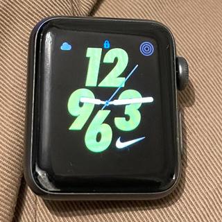 Apple Watch - Apple Watch series3 NIKE GPS 38mn +アクセ色々